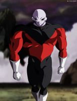 Jiren Rompe Ortos by Cholo15ART