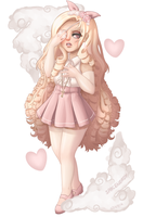Gaia Commission - Honey Dabbler by spacenerdy