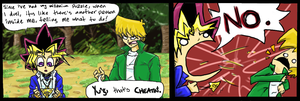 Yu-Gi-NO by Tickle-Punch