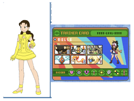Belle Pokemon Trainer
