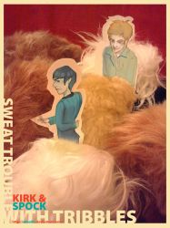 Sweat trouble with Tribbles by Akaolin