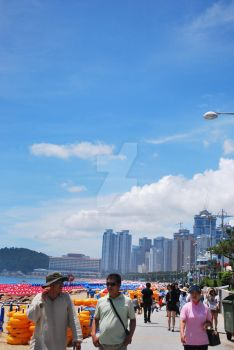 Haeundae by Trough-my-eyes