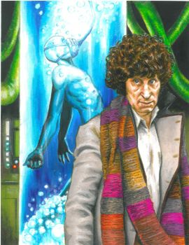 Doctor Who and the Time Lord Experiment by Hognatius