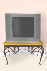 Old Tv by mario0357