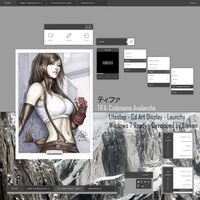 TIFA - Codename Avalanche Mini-Suite for Windows 7 by ganknevets