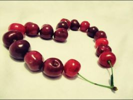 cherry love by a-place4my-head