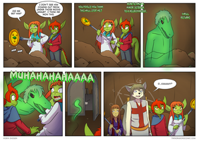 Twin Dragons page 149: Minor setback by TheNekoboi