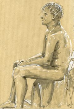 Life Drawing 38 by Geek-Chic