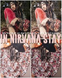 In Nirvana Stay by kweendesignz