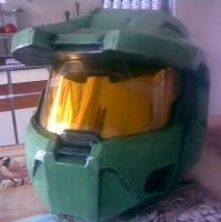 Master Chief Helm - 11 by Lord-Omega83