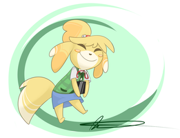 Isabelle by HoveringAbout