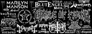 My Favorite Bands by TheDamDamBW12