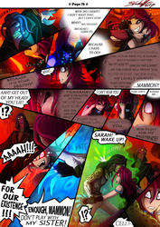 P.U. - Adventure Page 78 by Hevimell