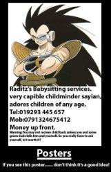 babysitter advert by swinesy on deviantart