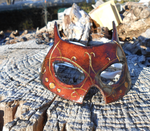 Leather Forest Goat Mask 4 by atsed11