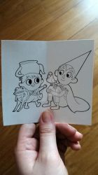 Over The Garden Wall by A-Lack-of-Rainbows