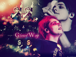 Gerard Arthur Way. by FeeDouce