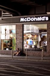 mc donald's by mtribal