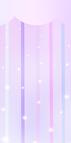 F2U Custom Box BG: Pastel Stripes + Sparkles by cakebutton