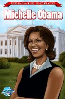 Michelle Obama cover 3 by VinRoc