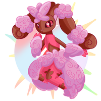 Mega Chocobun by MyDoggyCatMadi
