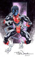 Nightcrawler Gonna Getcha by ToddNauck