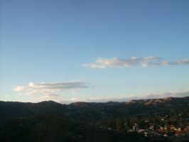 Simi Valley East End by dakinddarkness