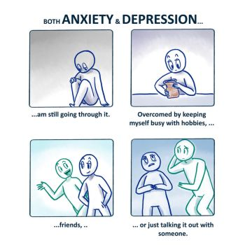 Anxiety and Depression (VIVA) by myoo89