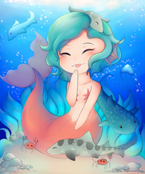 AT : Coral by VelviaLines