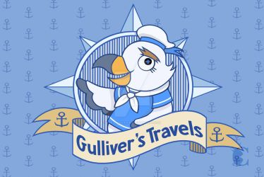 Gulliver's Travels by The-Virgo-Fairy