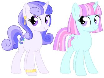 MLP pony adoptables by dragon222fire5368