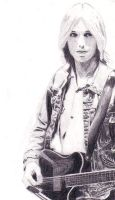 Tom Petty by Sportakook