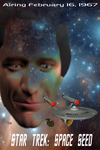 Space Seed promotional poster by NVent3d