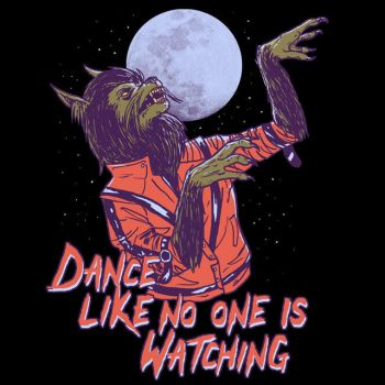 Dance Like No One Is Watching by HillaryWhiteRabbit