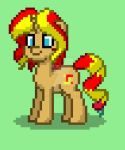PONY.TOWN Sunset Shimmer by AuroraHarmony