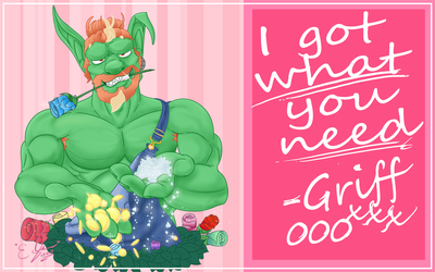 Valentines 2017 - Griff by Rakeesh