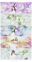 [PSD] MIX TEXTURE TWICE COMEBACK TT PART XX by Xiao-Xue