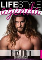 LifeStyle Agenda issue #38th / Magazine Cover by LifeStyleAgenda