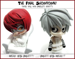 MattNear: The Final Showdown by llawliet-ryuzaki