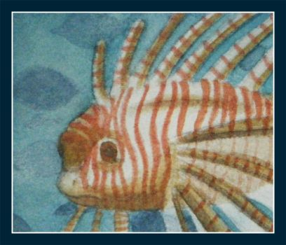Lionfish by smangirl
