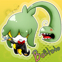 AT: B-b-baitoto by HitsujiArmageddon