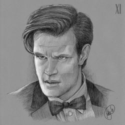 Doctor Who: Eleventh Doctor by rfparker