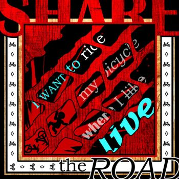 Share the Road by DigitalRipple