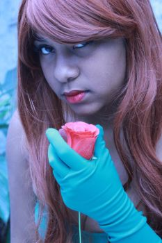 Cosplay - Poison Ivy - Batman: The Animated Series by lyli1