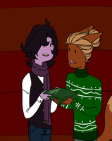 Advent Calendar: 11. The Book by Ask-The-Fox