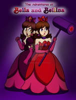 The Adventures of Bella and Bellina by PrincessArtist2009