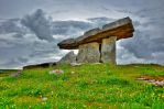 Poulnabrone Ancient Tomb by Aishlling
