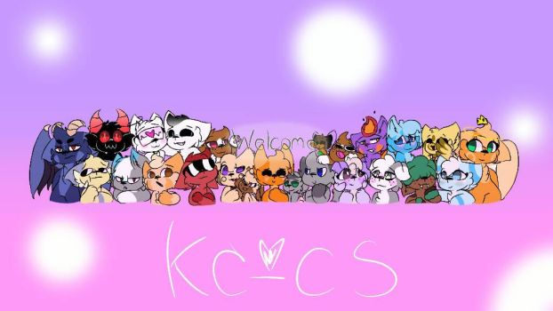 New channel banner quq by Kittencloudy4u