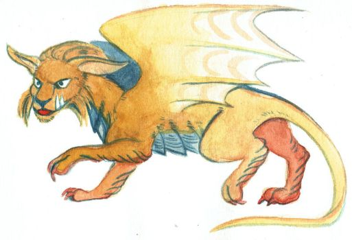 Dralion by CorruptedFox