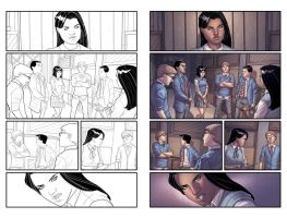 Morning glories 25 page 10 by alexsollazzo
